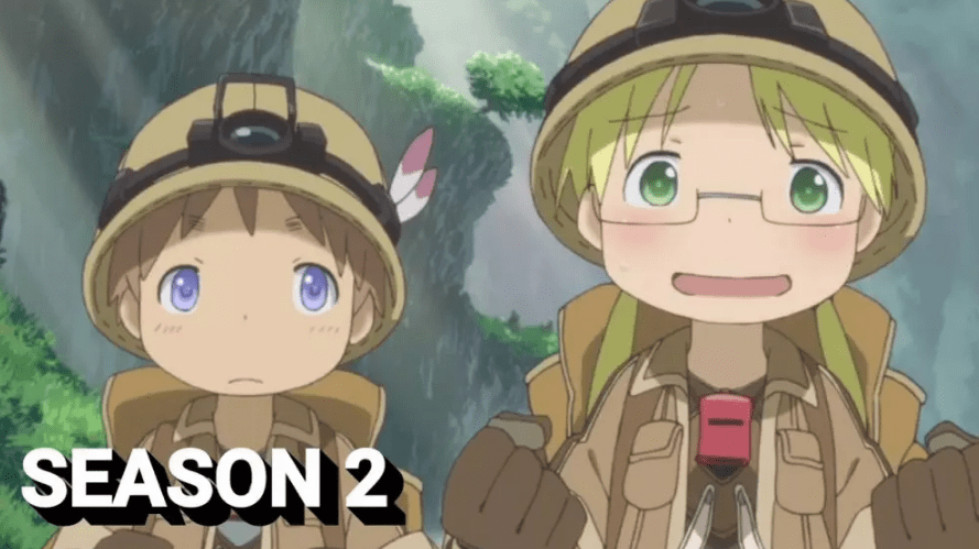made in the abyss season 2