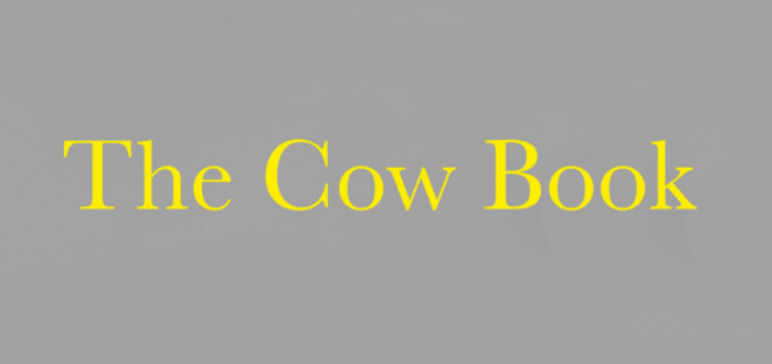 book of the cow